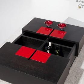 Base Rebativel Elevatória forrada microfibra