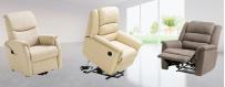 Cadeiras e cadeirões geriatria